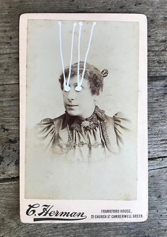 The Light Is Leaving Us All - Small Cabinet Card 7