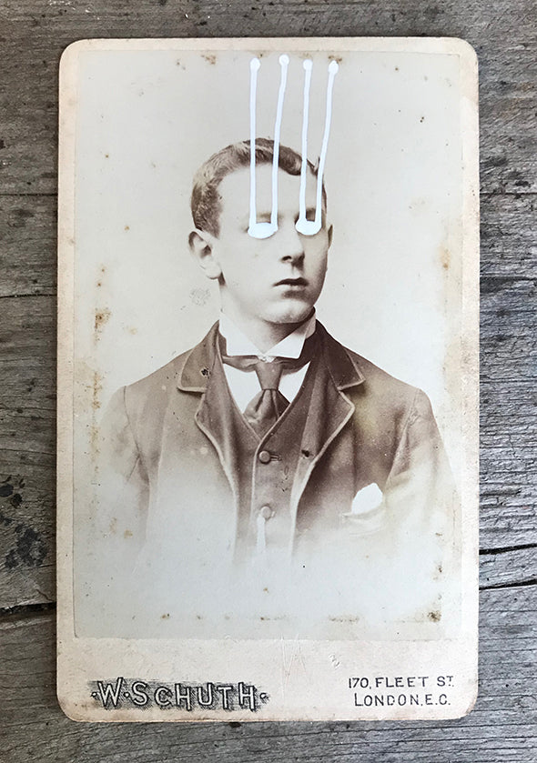 The Light Is Leaving Us All - Small Cabinet Card 9