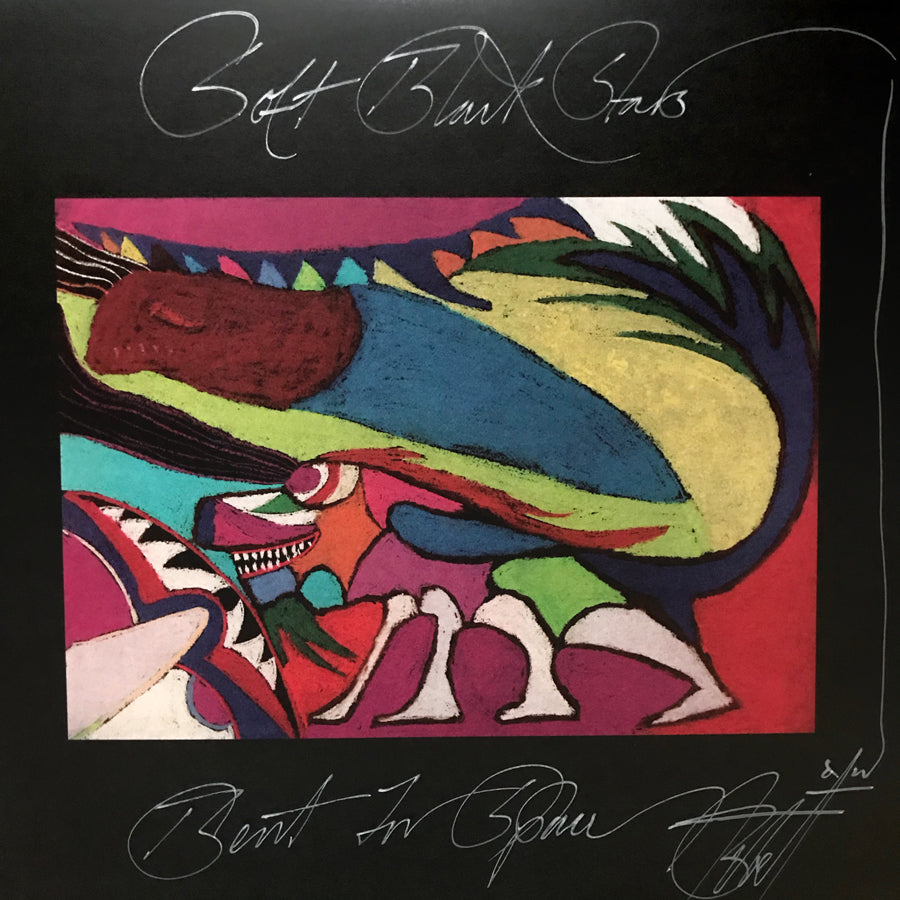 Soft Black Stars LP - BENT IN SPACE