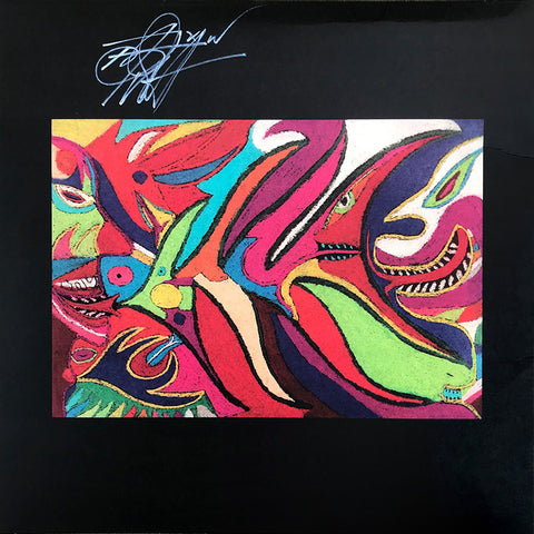 Soft Black Stars 2LP Re-issue - SIGNED