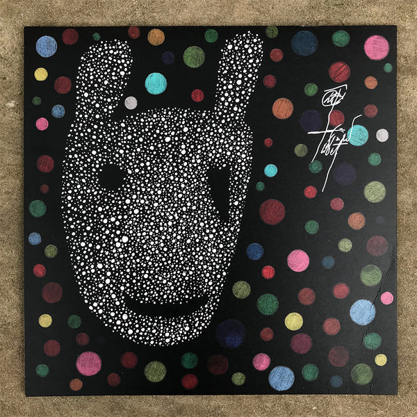 The Stars On Their Horsies LP Re-issue - SIGNED
