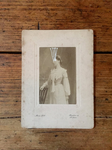 The Light Is Leaving Us All - Cabinet Card (120x165mm)