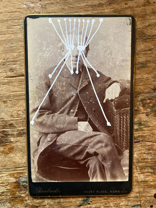 The Light Is Leaving Us All - Small Cabinet Card 51
