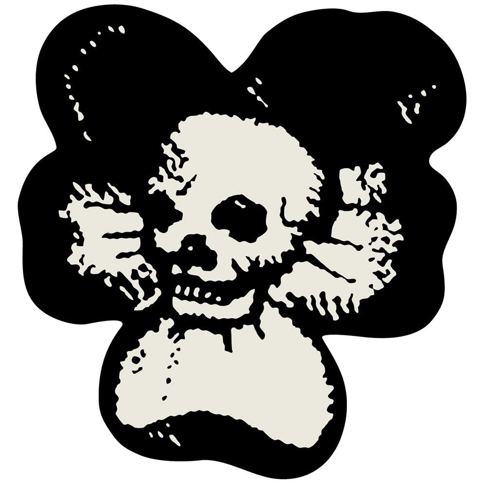 C93 Belt Buckle: Imperium Death Flower