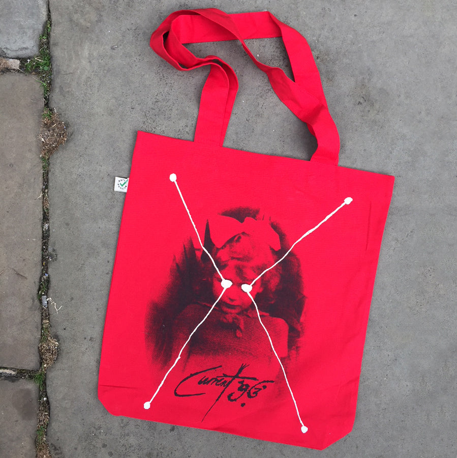 Bright Dead Star Tote Bag