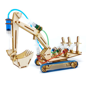 Hydraulic Excavator science kit