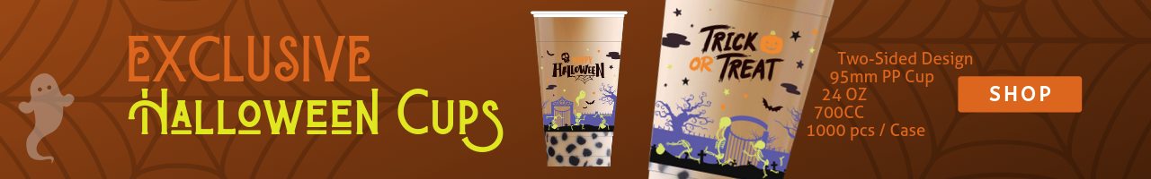 Halloween Cups are here!