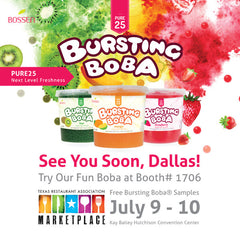 Bossen Will Showcase Bursting Boba at TRA Marketplace