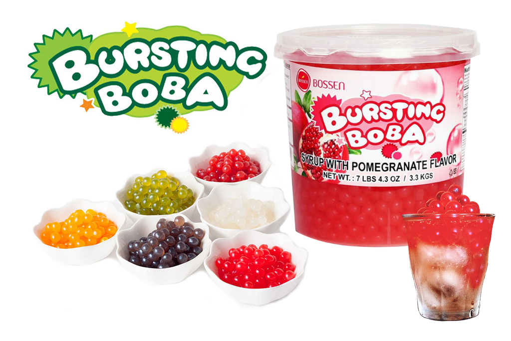Bossen Bursting Boba®