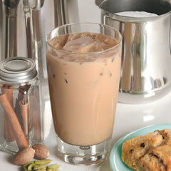David Rio Iced Chai Latte Recipe