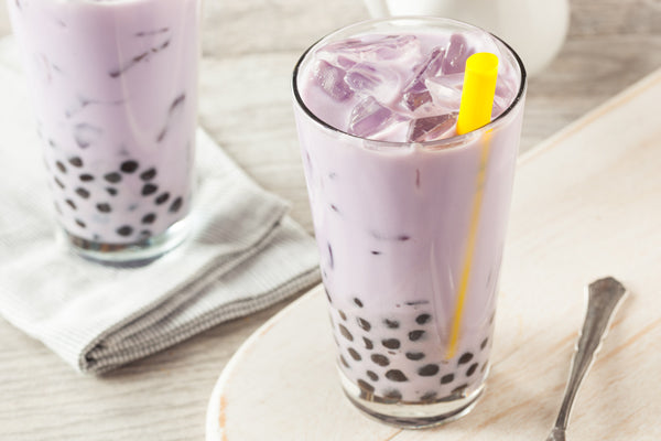 How to Make Taro Milk Tea Like A Bubble Tea Shop_Recipes and Tips