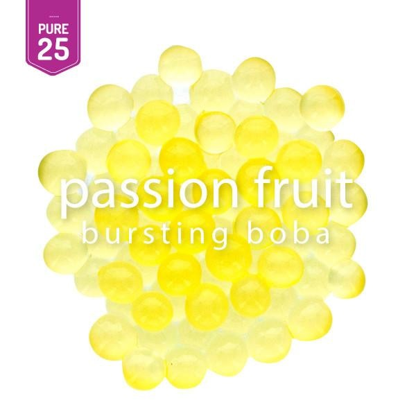 Passion Fruit Bursting Boba® Pure25 - BossenStore.com  - 1