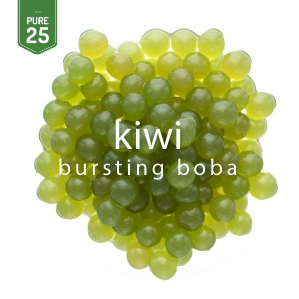 Kiwi Bursting Boba® Pure25 - BossenStore.com  - 1