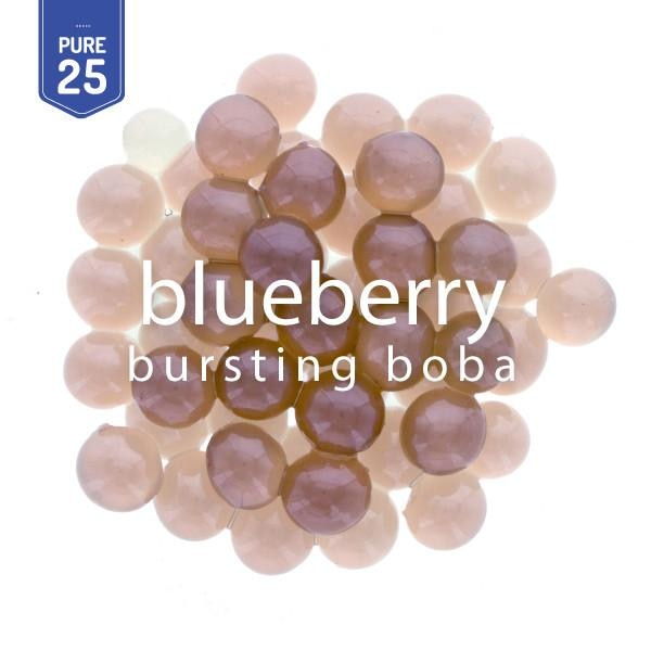 Blueberry Bursting Boba® Pure25 - BossenStore.com  - 1