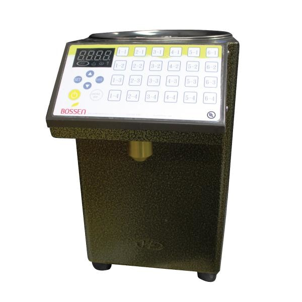 Fructose Dispenser (UL-Certified) Machine for Bubble Tea Drinks, Fruit Drinks & More