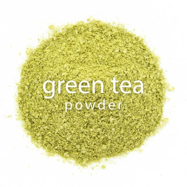 Green Tea Powder - BossenStore.com  - 1