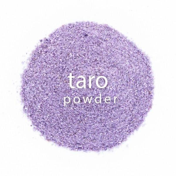 Taro Powder closeup