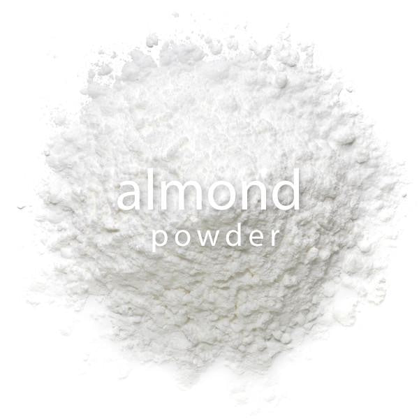 Almond Powder closeup