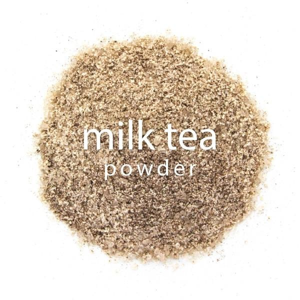 Classic Milk Tea Powder for Bubble Tea closeup
