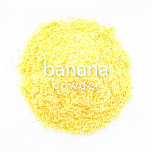Banana Powder closeup