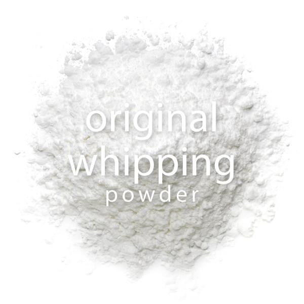 Crema Whipping Powder closeup