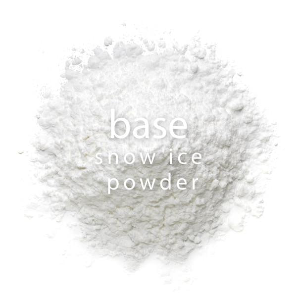 Snow Ice Base Powder closeup