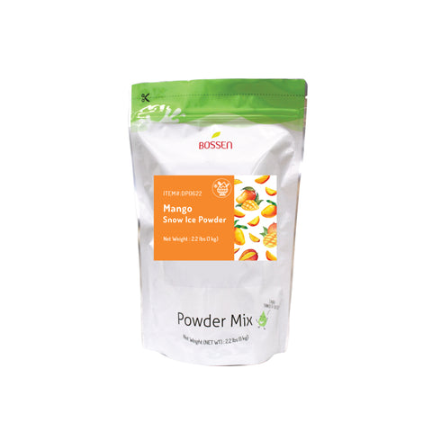 Mango Snow Ice Powder