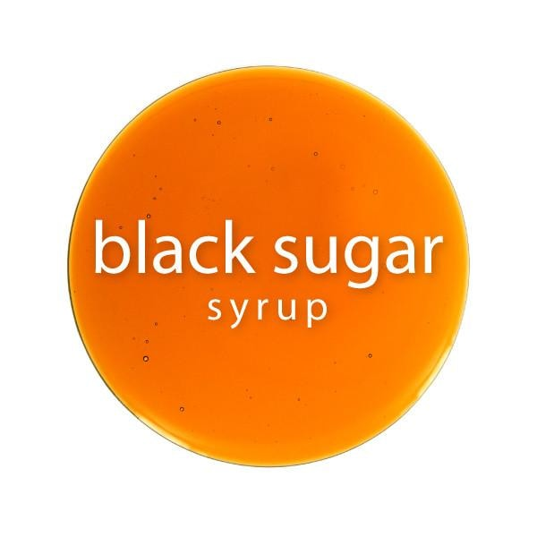 Black Sugar Syrup, Brown Sugar Syrup closeup