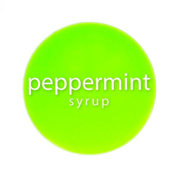Peppermint Syrup - BossenStore.com  - 1