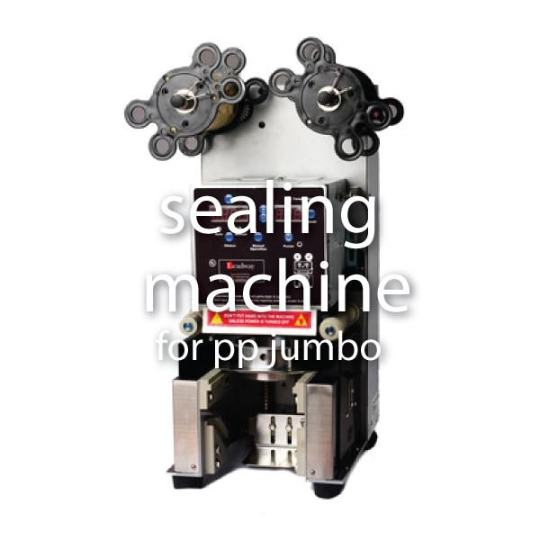 Sealing Film Machine for 120mm Jumbo Cups (UL Certified)