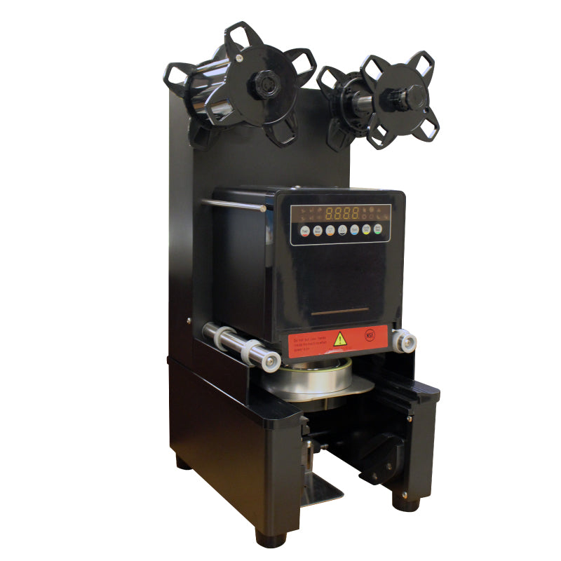 Sealing Film Machine for 98mm PET Cups (UL Certified/Complies with NSF/ANSI Standard 2))