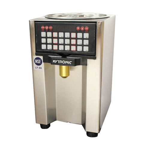 Bubble Tea Fructose Dispenser-NSF+CE Certified