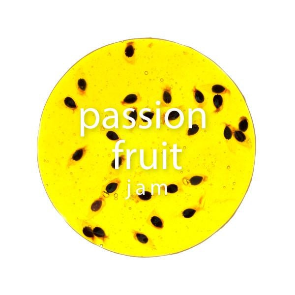 Passion Fruit Jam - BossenStore.com  - 1