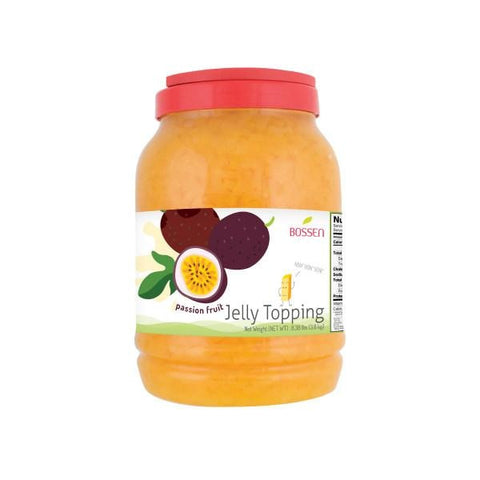 Passion Fruit Jelly - BossenStore.com  - 2