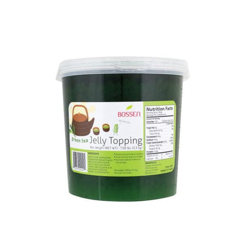 Green Tea Jelly - BossenStore.com  - 2