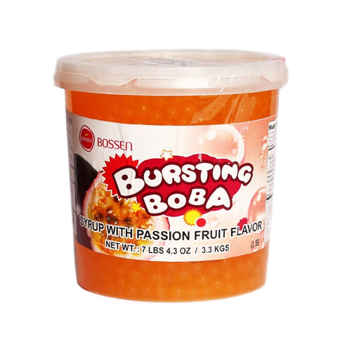 Passion Fruit Bursting Boba® - BossenStore.com  - 2