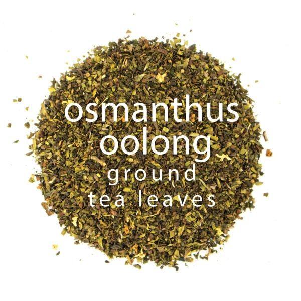 Ground Osmanthus Oolong Tea - BossenStore.com
