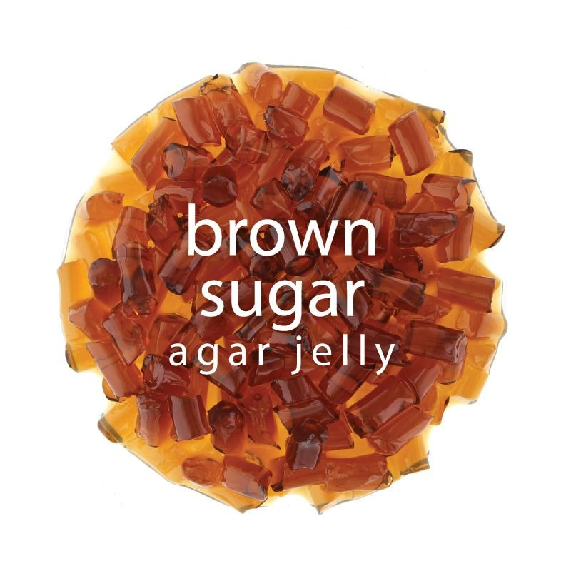 Brown Sugar Agar Jelly | New