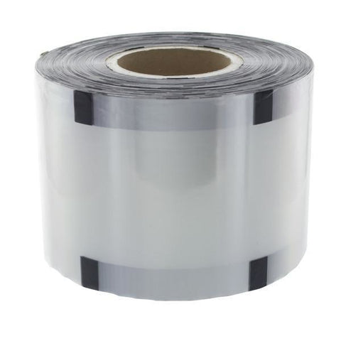 Sealing Film for PET Cups - Clear, No Design