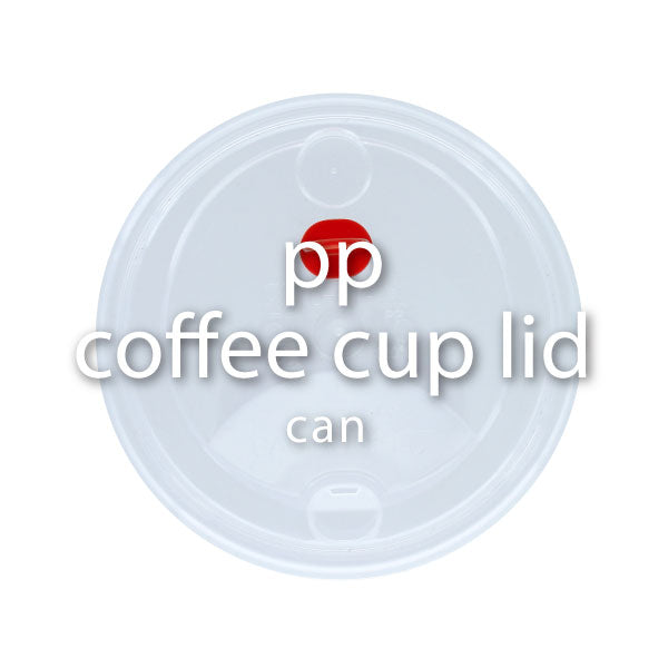 Clear Sip Lids with Plug (90mm)