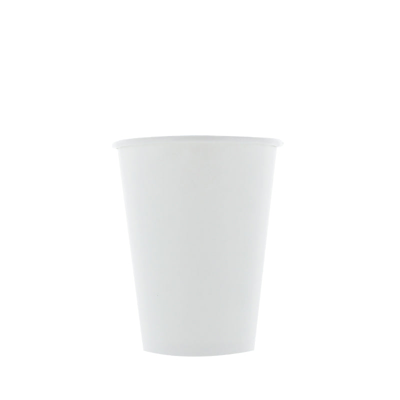 White Coffee Cup (90mm) 12 oz.