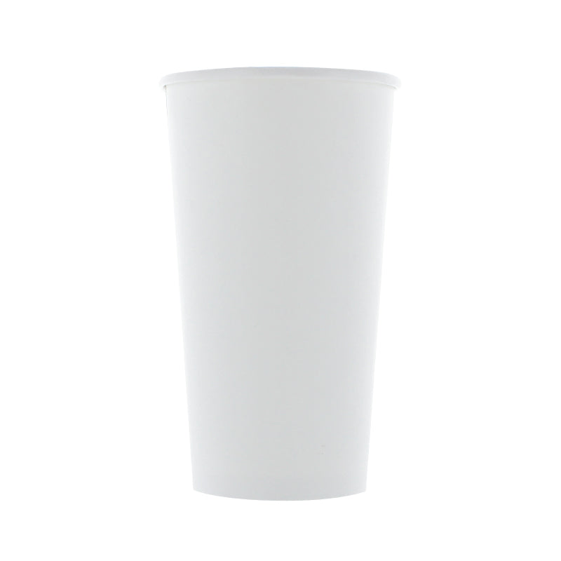 White Coffee Cup (90mm) 20 oz.