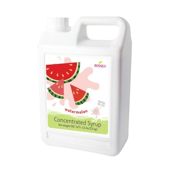 Watermelon Syrup Fruit