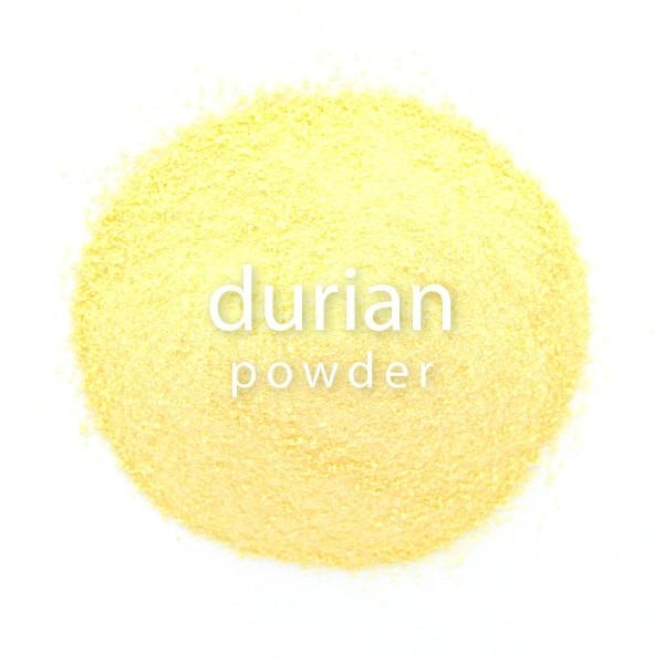 Durian Powder closeup