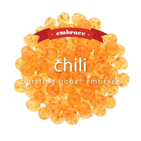 Chili Pepper Bursting Boba® Embrace Boba