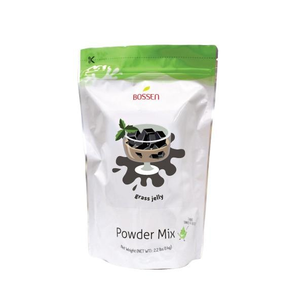 Grass Jelly Powder - BossenStore.com  - 3