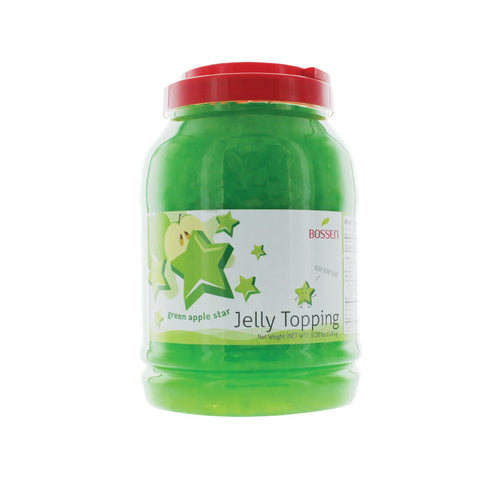 Green Apple Star Jelly