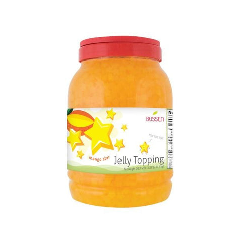 Mango Star Jelly