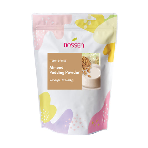 New Almond Pudding Powder Bag