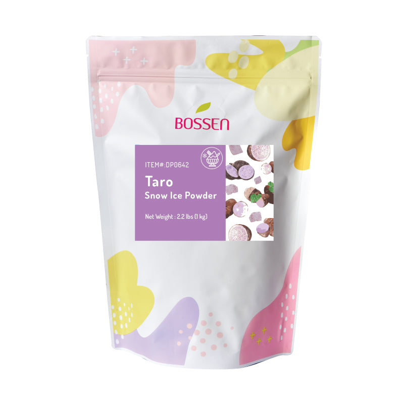 Taro Snow Ice Powder | New Packaging